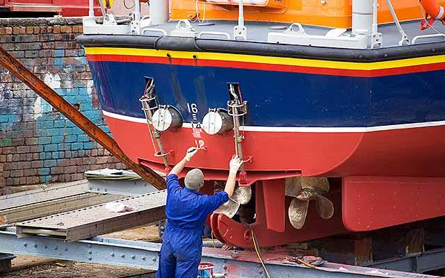 Teamac Marine Gloss For Boats