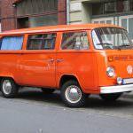 Painting A Volkwagen Van