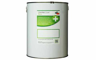Hygiene paint for walls and floors