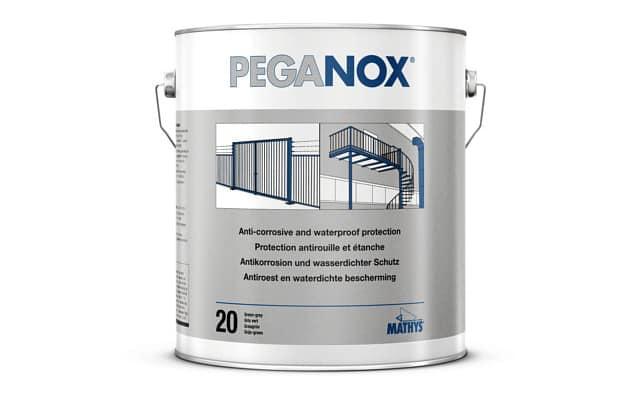 Rustoleum Peganox Water Based Metal Paint