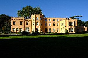 Keim Paints Chalfont Park House