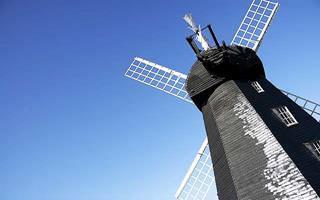 Coal Tar Varnish for Windmill