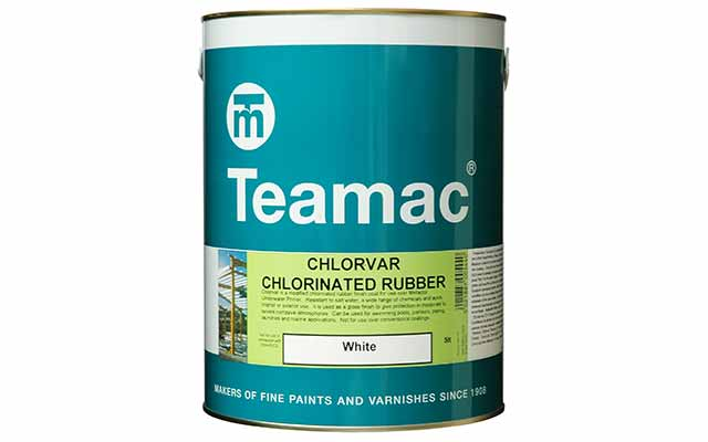 A blistering issue promain resource centre - Chlorinated rubber swimming pool paint ...