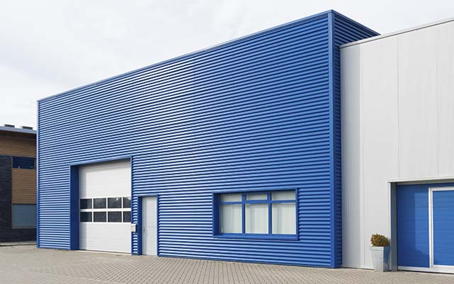 Plastisol Metal Cladding Paint From Promain Paints
