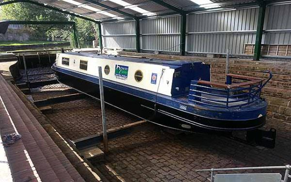 Canal Boat Paint
