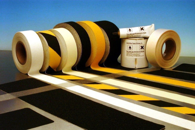 Anti-slip tapes from Promain