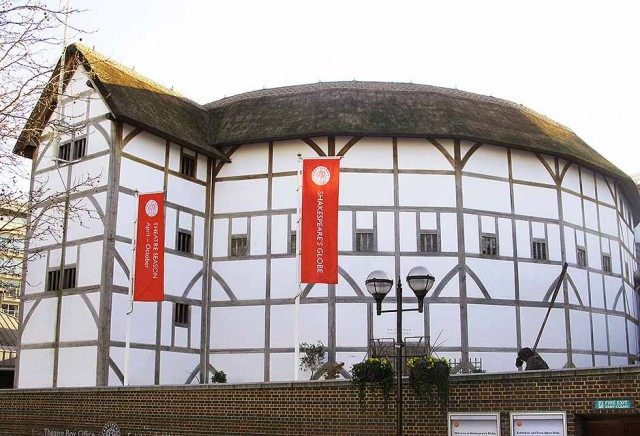 The Globe Theatre - Bedec Water Based Acrylic Floor Paint