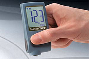 Dry Film Thickness (DFT) Gauge