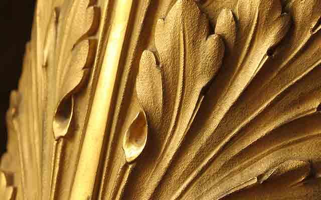 Ardenbrite Gold Leaf Metallic Paint
