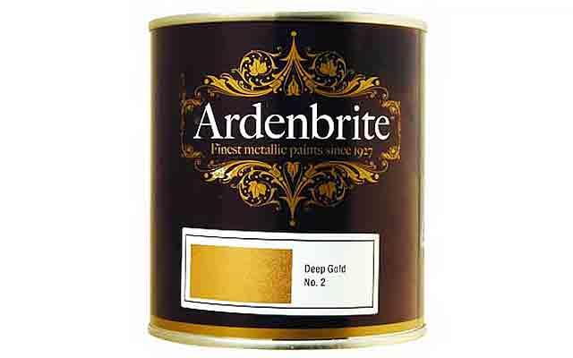 Ardenbrite Metallic Paint