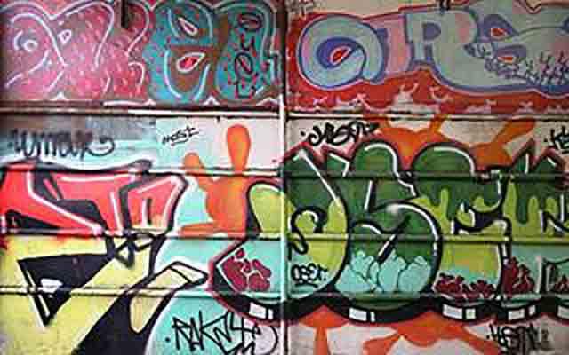 Clear Anti Graffiti Paint for Walls