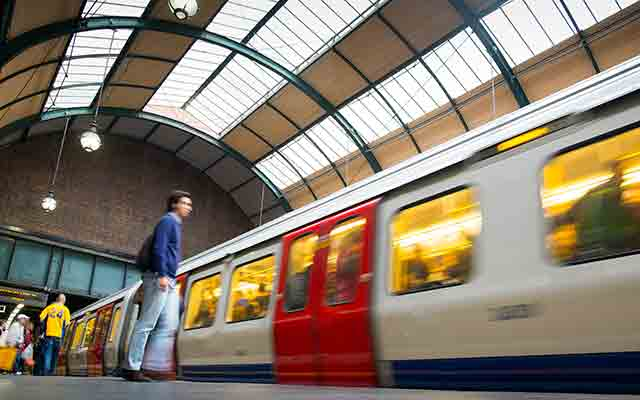Jotun Paints for Network Rail and London Underground