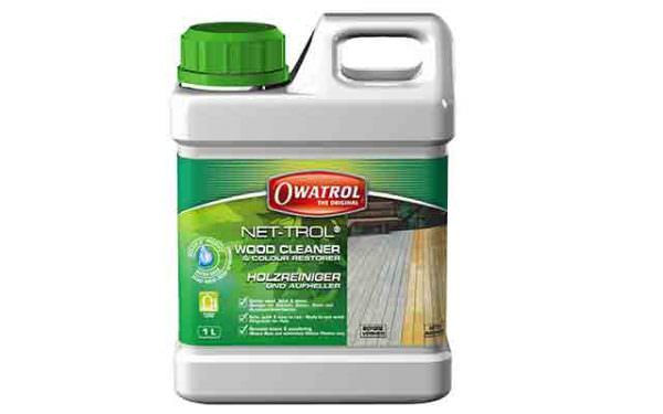 Owatrol Net-trol Wood Cleaner