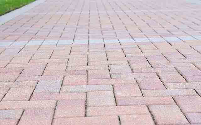 Block Paving and Patio Sealer