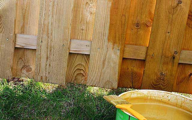 Ecosote Wood Preserver
