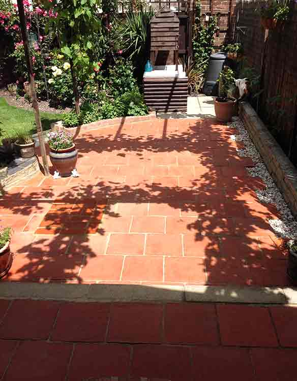 Patio sealer and refurbisher from Centrecoat