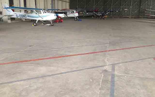 Hangar Floor Promain