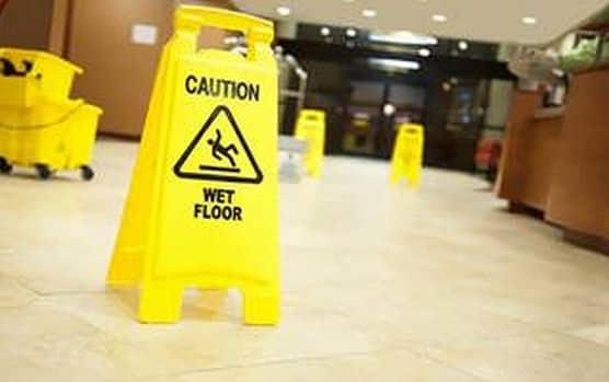 Anti Slip Floor Sign