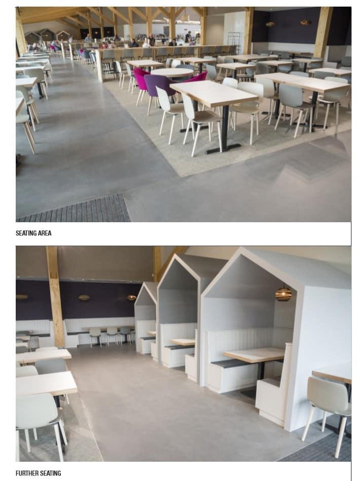 Mapei Case Study Grand Prix Buildings