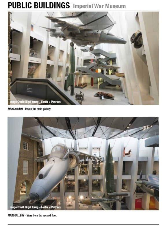 Mapei War Museum Case Study