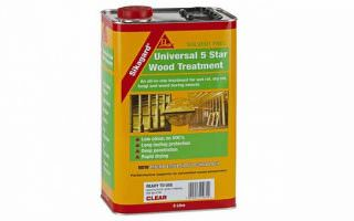 sika-wood-treatment
