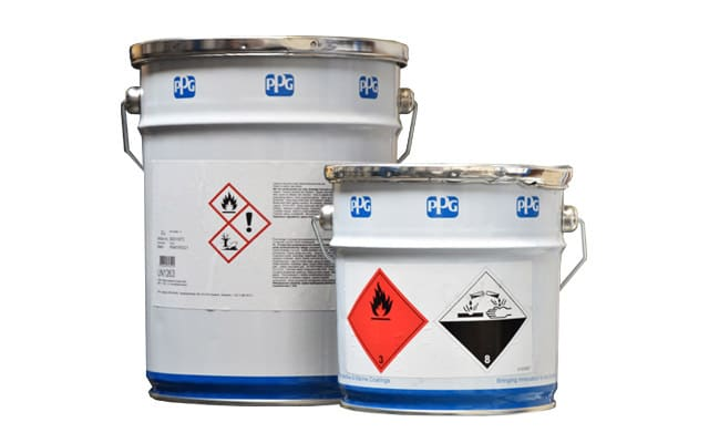 PPG SigmaCover 2 Impact Resistant Paint for Concrete and Steel