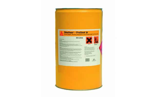 Sika Sikafloor Proseal W for Hardened Concrete