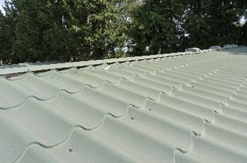 Metal Roof Paint 1