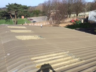 Metal Cladding Profile Roof