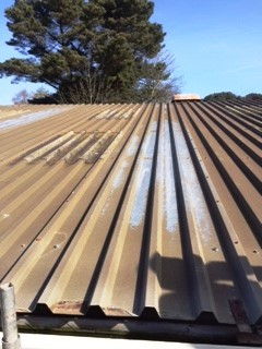Metal Cladding Profile Roof
