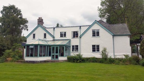 Exterior House Paint Renovation