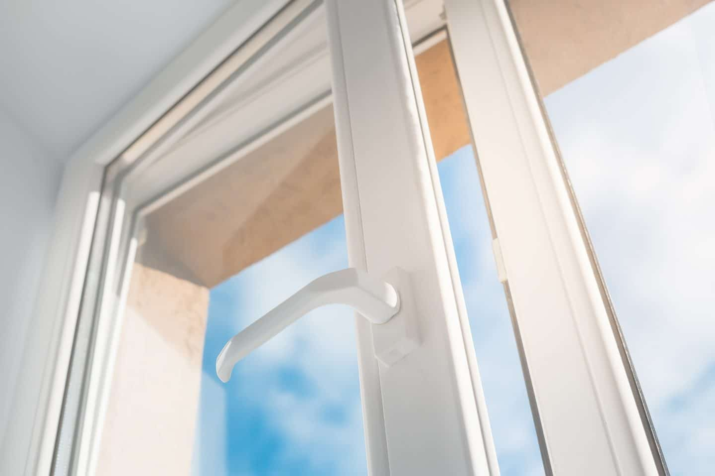 How To Paint uPVC Window Frames and Doors - Promain Resource Centre