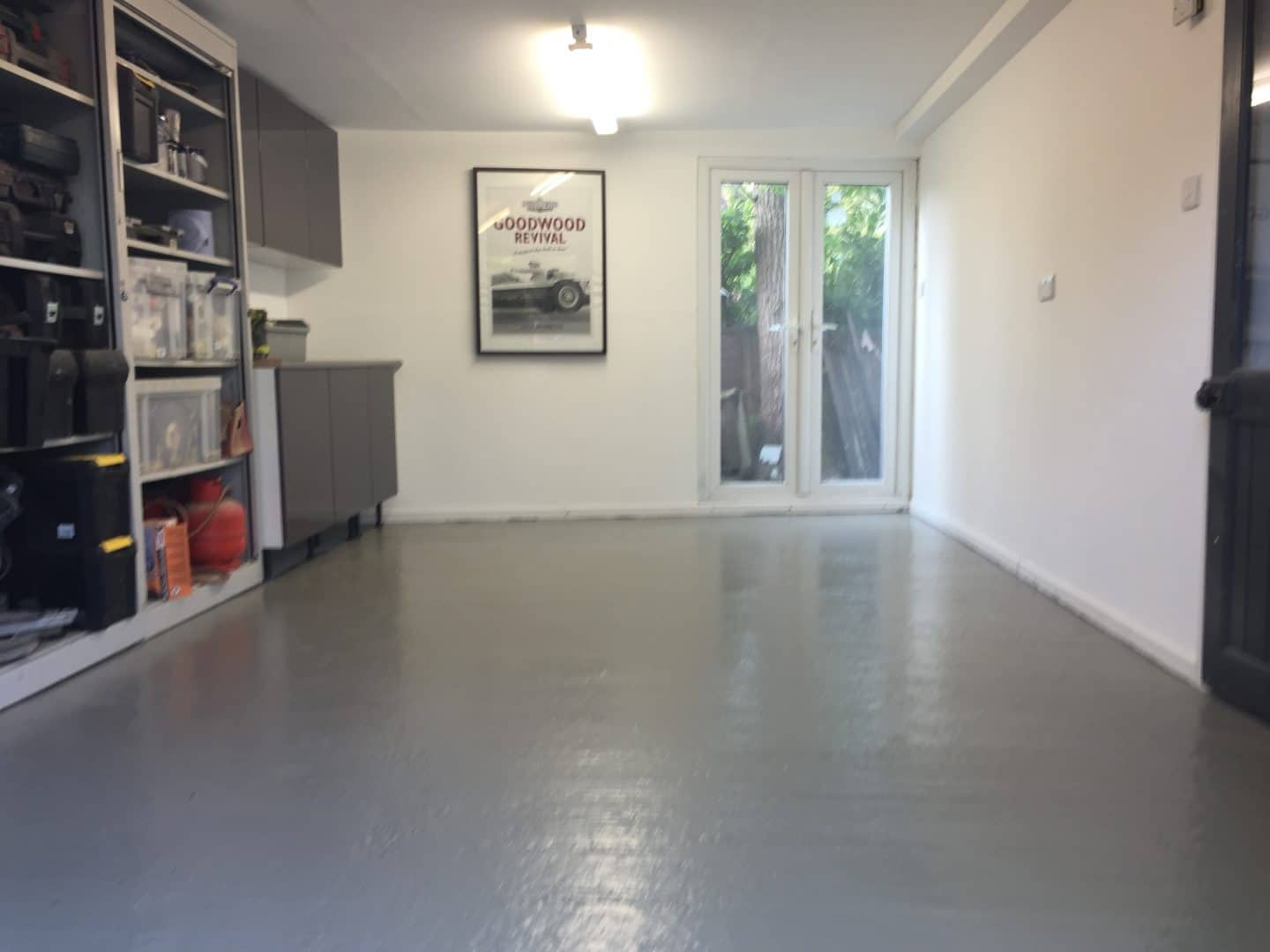 garage floor centre my promain the your is blog for best how resource paint to what