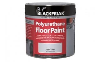 Blackfriar PU Garage Floor Paint