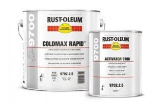 Rustoleum 9700 Garage Floor Paint