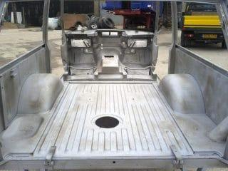 Zinga Car Chassis