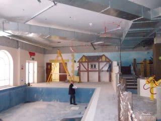 swimming pool paint