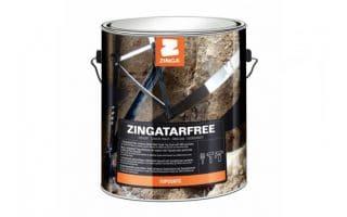 Zinga cold galvanising paint