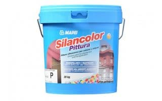 Mapei Silancolor Grey Masonry Paint