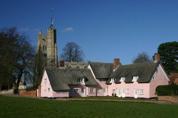 Pink Masonry Paint