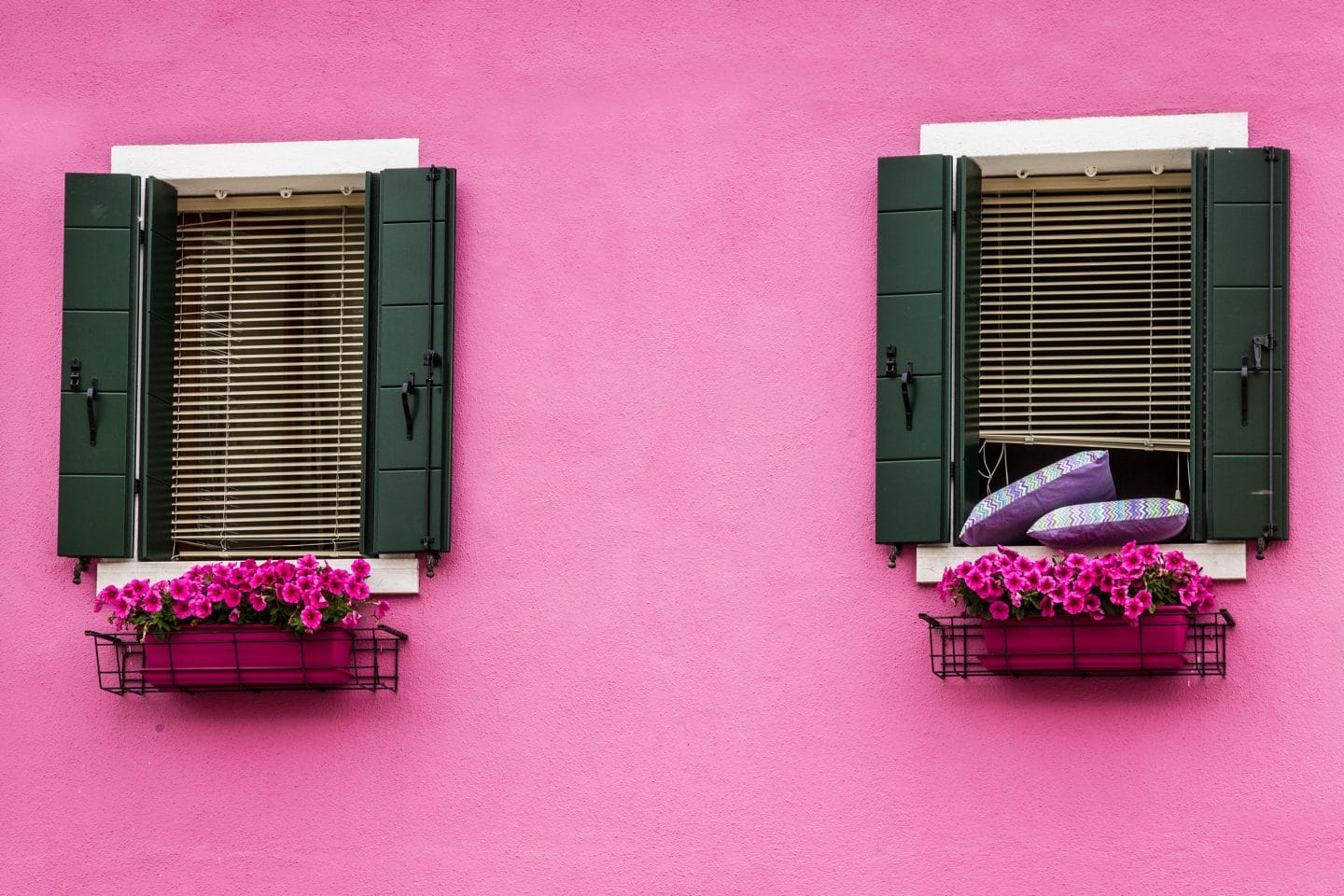 Masonry Paint That\'s Pretty In Pink - Promain Resource Centre
