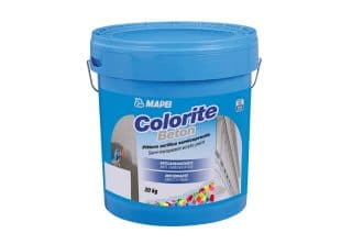 External Render Mapei Colorite Beton