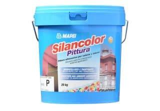 External Render Mapei Silancolor Plus