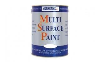 Bedec MSP fence paint colours