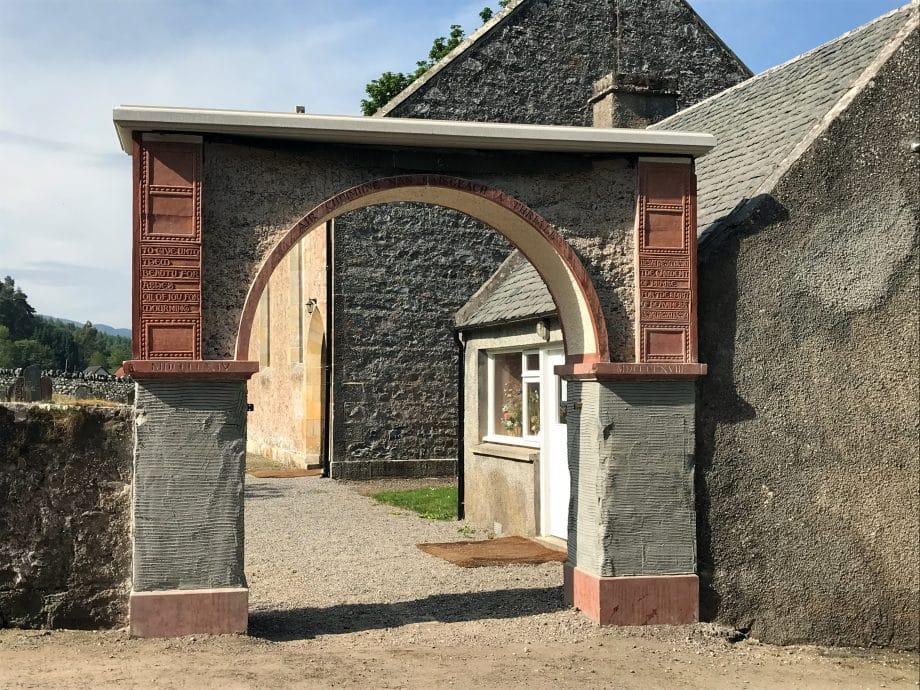 Keim Resoration War Memorial