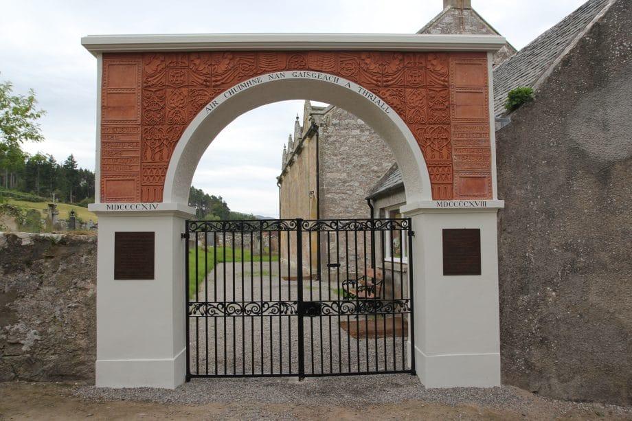 Dores War Memorial