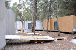 Mapei Modular Building Facade Render