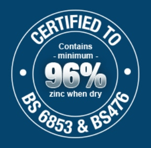 Zinga Cathodic Protection 96%