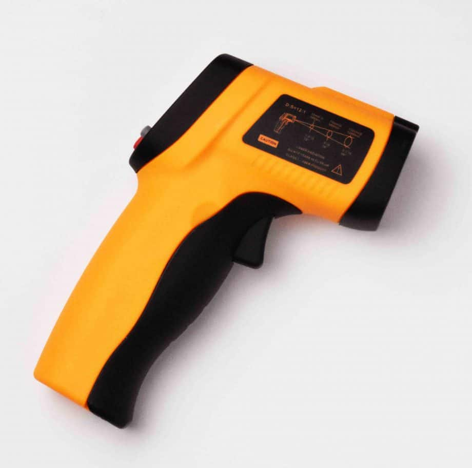 Temperature Meter Promain