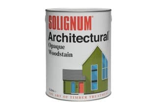 Solignum Architectural For fences